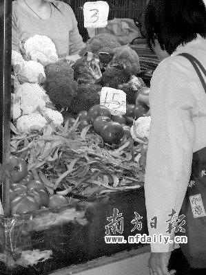 物价调控成效初显 广东主要农产品价格稳中有