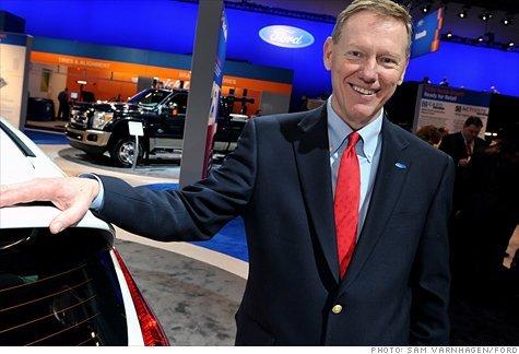 传福特董事会本周讨论CEO去留 因其成微软CEO候选