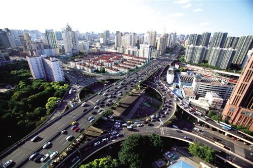 上海静安闸北合并 解困苏州河沿岸开发