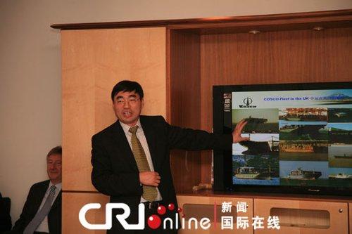 交通部长李盛霖对中国海外航运企业提出新希望