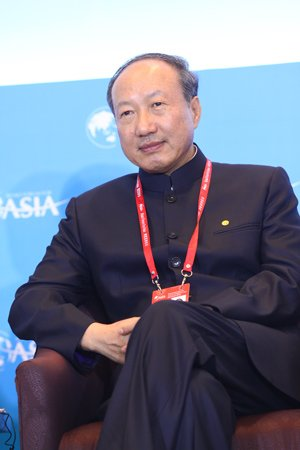 图文:海航董事长陈峰