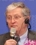 国际承包商协会联合会总干事Roger Fiszelson