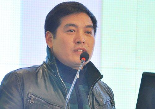 图文:深圳市都会城市研究院院长高海燕