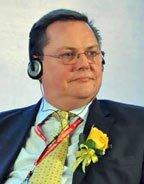 伦敦金融期货交易所全球业务发展总裁 Fraser Cowie