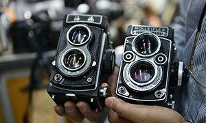 从海鸥相机到拍照手机