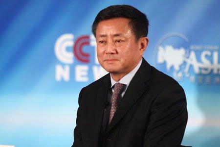 图文:国民经济研究所所长樊纲