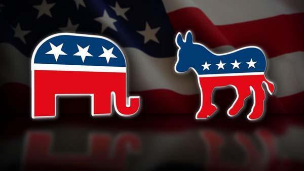 美国大选今日投票 希拉里与特朗普迎来终极之战