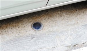 车位检测器-- 深圳路边停车收费全靠它