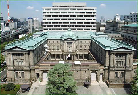日本央行决定维持宽松政策 下调经济形势评估