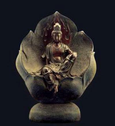 佛像收藏界深水指南 最贵金铜佛造像源自何方