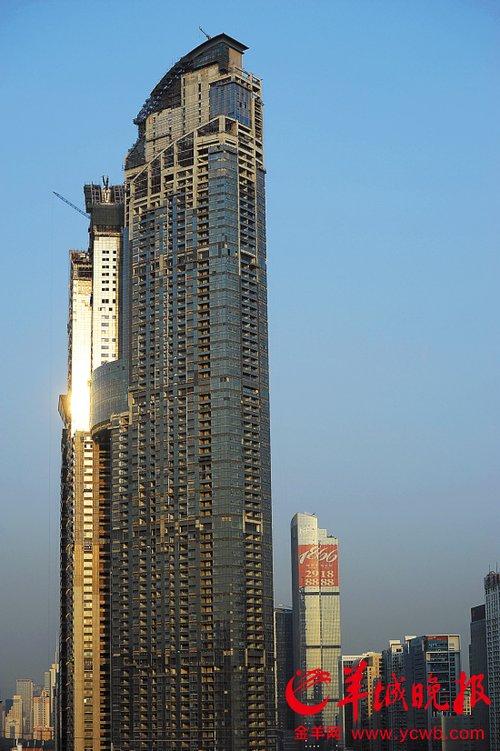 深圳现天价公寓一套2.5亿投资前景并不乐观(图)