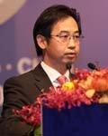 中国对外承包工程商会副会长黄保东