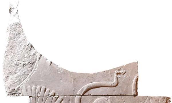 神秘埃及法老头部雕像被发现:是名女法老