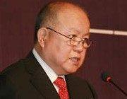 国家外国专家局副局长刘延国