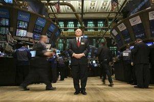 通用汽车首席执行官在纽约证券交易所