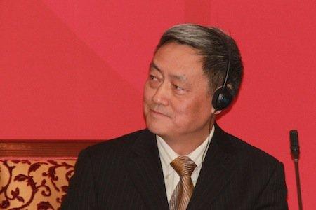 图文:中国电子科技集团公司总经理熊群力