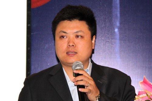 图文:联想投资有限公司董事总经理刘泽辉