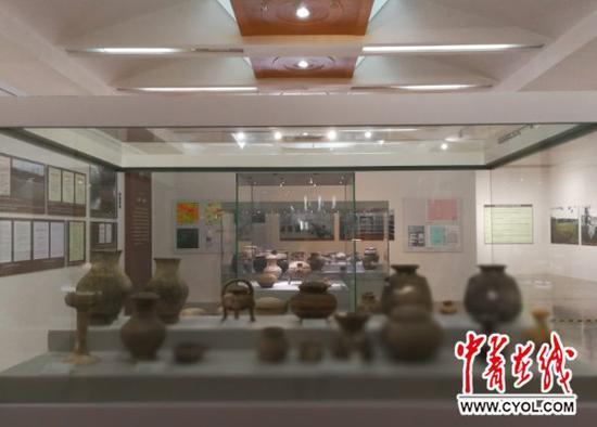 """平粮台遗址或为""""神农故都"""",考古40年成果展举办"""