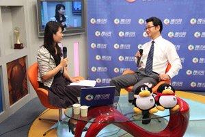 国都证券分析师张郁峰做客腾讯