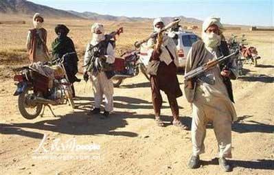 阿富汗政府有意让塔利班和基地组织内斗
