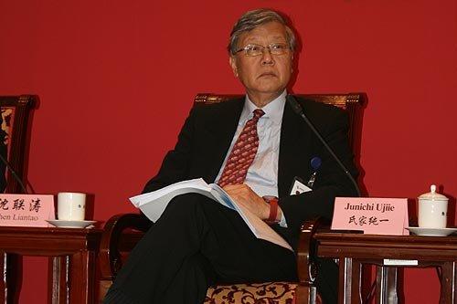 图文:经纶国际经济研究院院长沈联