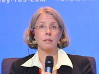 卢森堡基金业协会副会长Denise-Voss