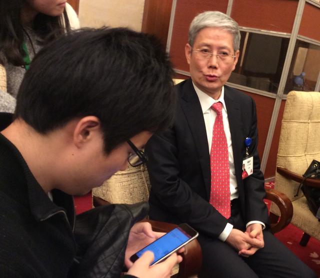 专访傅育宁:我要对万科管理层说的四句话