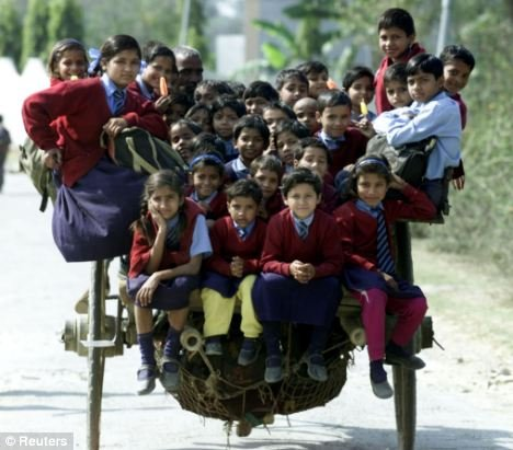 印度男女比例失衡状况加剧