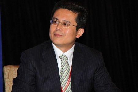 图文:国投瑞银基金市场服务部副总经理牟敦国