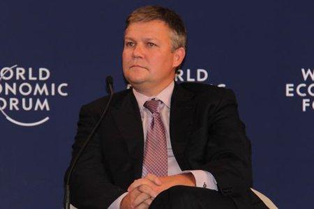 图文:塔里斯曼能源公司CEO Scott Thomson