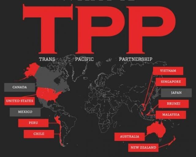 "TPP""真的""来了:12国正式签订TPP协定"
