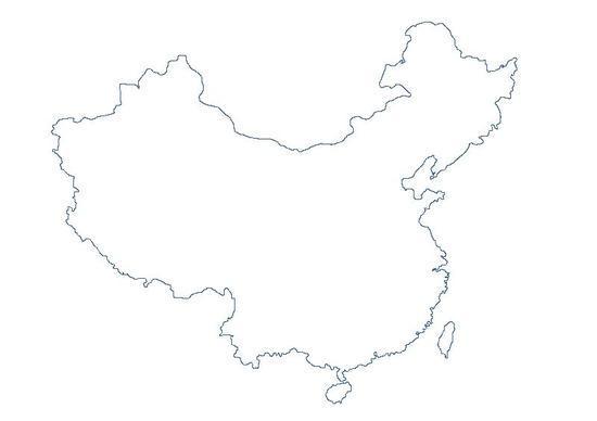 手绘地图成收藏稀品