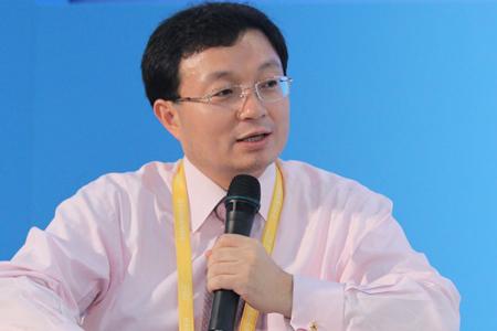 图文:摩根大通亚洲区投资银行副主席方方