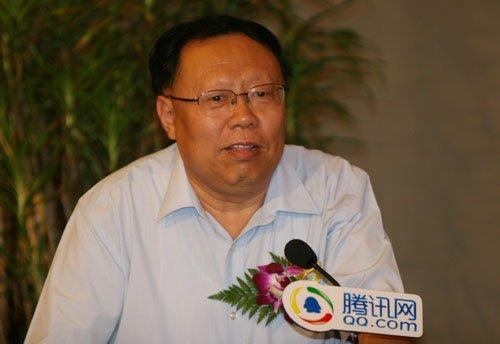 图文:北大金融与证券研究中心主任曹凤岐演讲