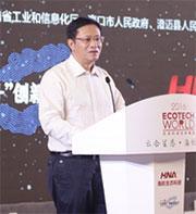 海南省工信厅厅长韩勇:千方百计增强创新创业活力