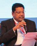 斯里兰卡交通部部长Kumara Welgama
