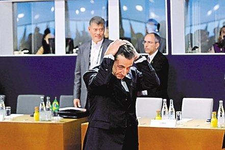 """G20峰会政要脸谱:萨科齐""""烦"""" 卡梅伦""""困"""""""