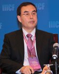 中国对外承包工程商会会长助理辛修明