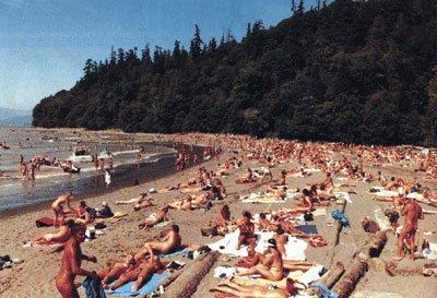 天体海滩图片