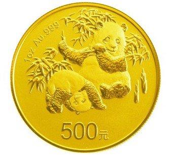 熊猫情趣三十周年纪念币的投资金币与审美情趣取向牢房图片