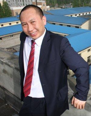图文:湖北周黑鸭食品有限公司董事长周鹏