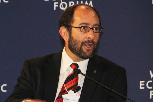图文:商业社会责任国际协会总裁兼CEO