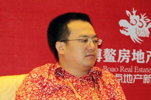 图文:用友软件股份有限公司助理总裁蒋骏