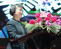上海市妇女联合会主席张丽丽