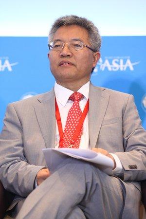 图文:北京大学经济学教授张维迎