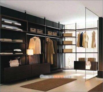 书房衣柜内部结构图