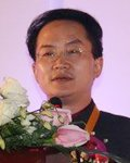北京大学中文系教授王岳川