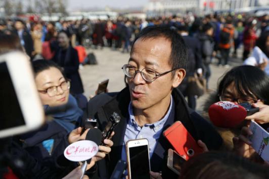 政协委员俞敏洪:取消英语考试的建议仓促且鲁莽