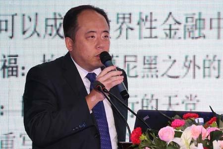 西南证券研究与发展中心总监许维鸿