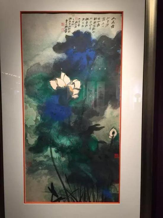 这两幅被拍卖了7000多万港币的画作 背后故事感人
